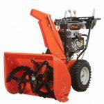 Lastnosti in prednosti snežne freze Ariens Deluxe 28