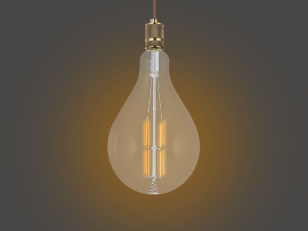 LED žarnice E27 ponujajo tudi možnost zatemnitve barvne temperature