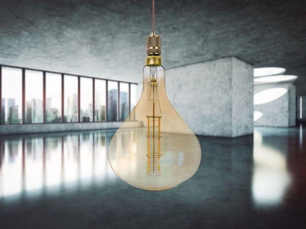 LED žarnice E27 dajejo možnost zatemnitve svetlobe